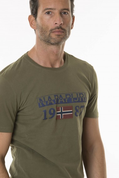 T-shirt per uomo NAPAPIJRI A/I 18-19