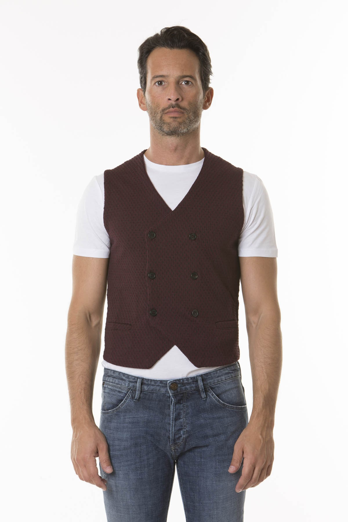 Vest for man TASMANIA A/I 18-19