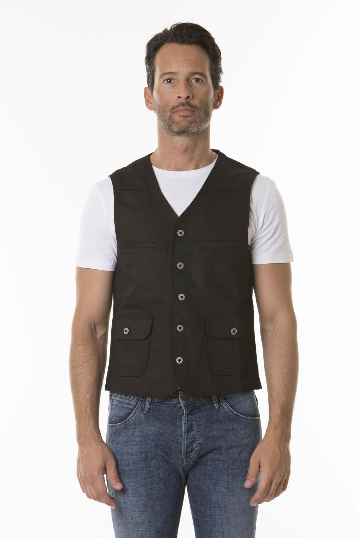 Vest for man R90 RIBBON A/I 18-19