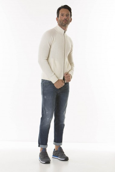 Cardigan for man SUN68 A/I 18-19
