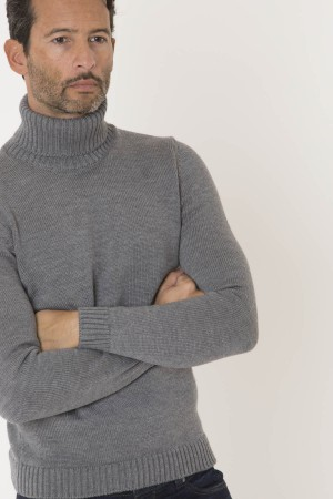 Roll neck sweater for man ZANONE F/W 18-19