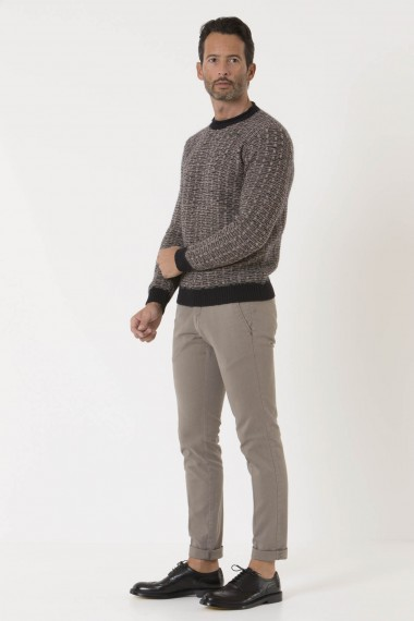 Pullover for man ZANONE A/I 18-19
