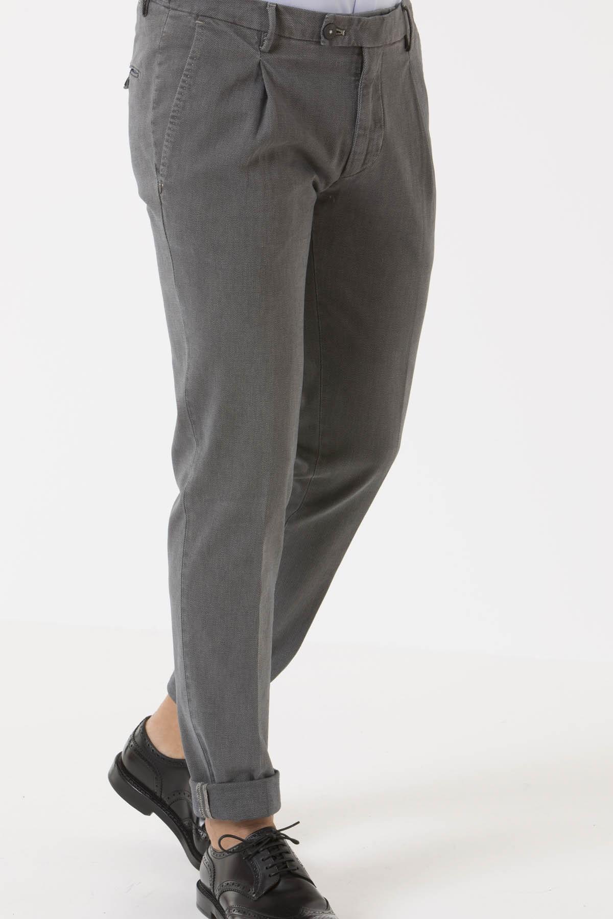 Trousers for man MICHAEL COAL A/I 18-19