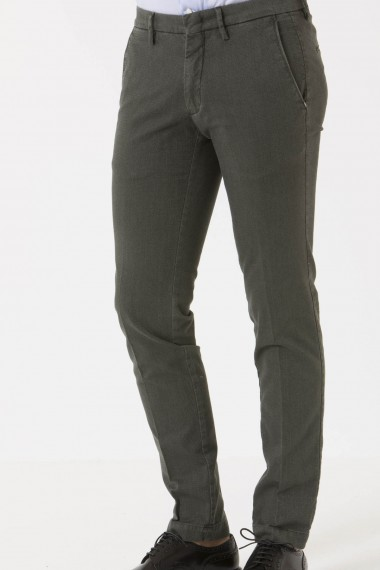 Trousers for man MICHAEL COAL F/W 18-19