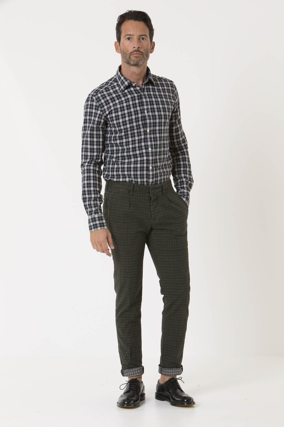 Pantaloni SLACKS per uomo INCOTEX A/I 18-19