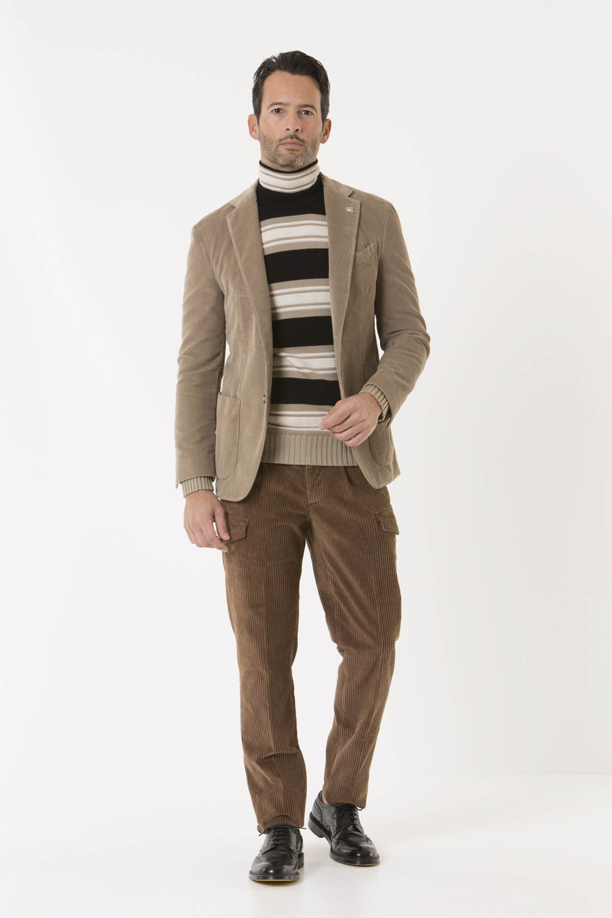 Jacket for man LARDINI F/W 18-19