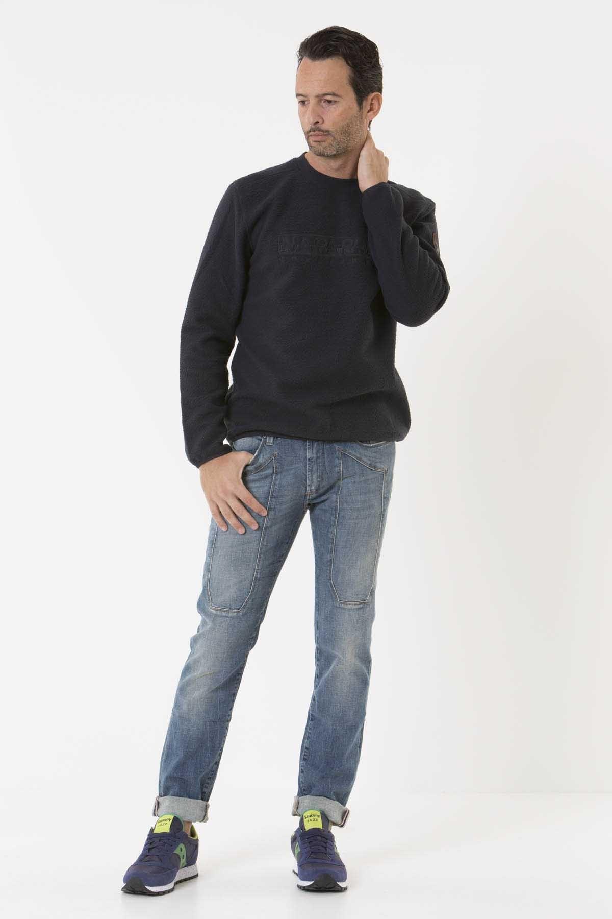 Sweatshirt for man PILE TAME NAPAPIJRI F/W 18-19