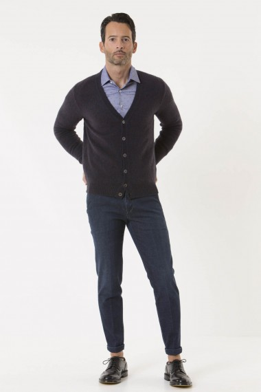 Cardigan for man CIRCOLO 1901 F/W 18-19