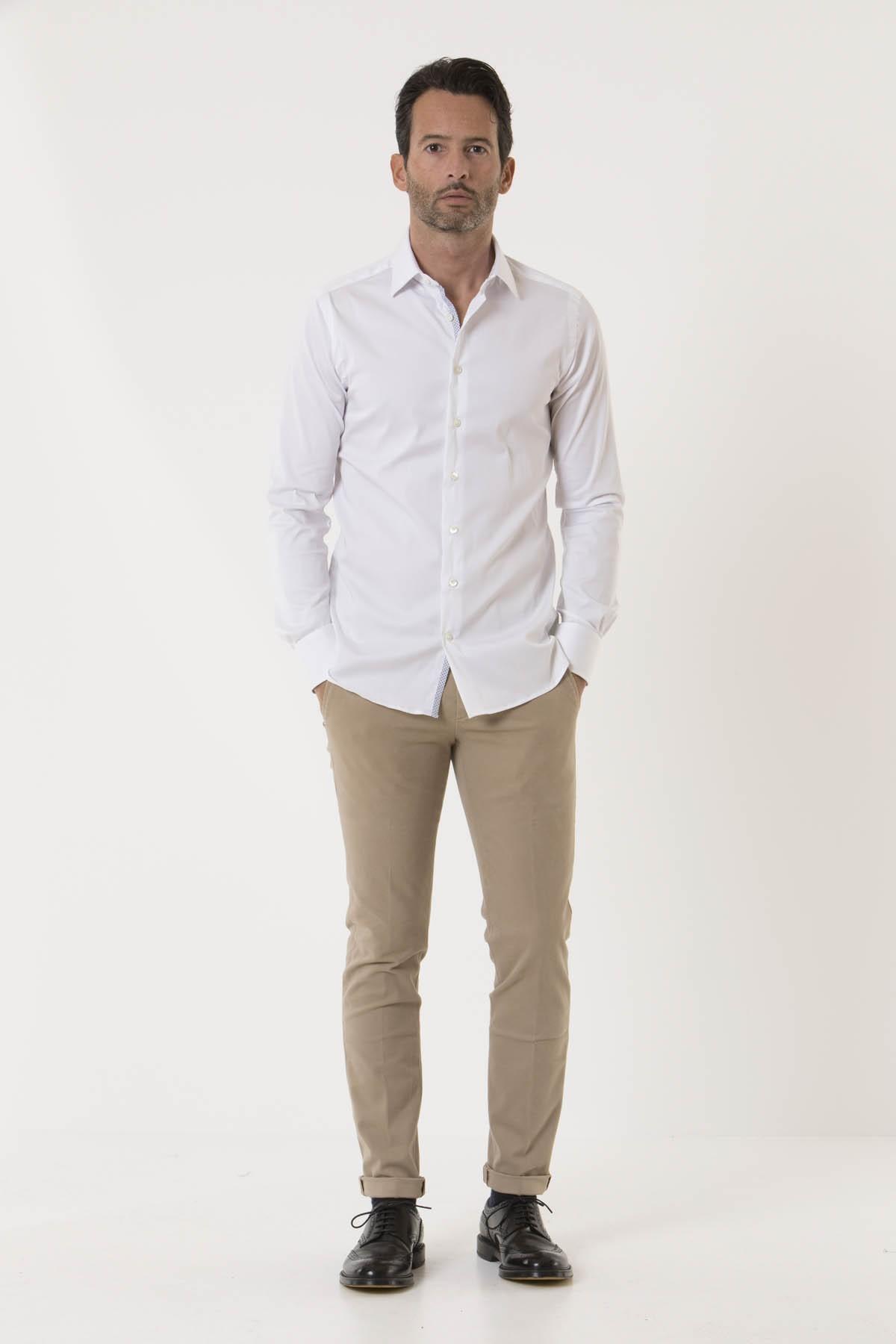 Camicia SLIM per uomo BORSA A/I 18-19