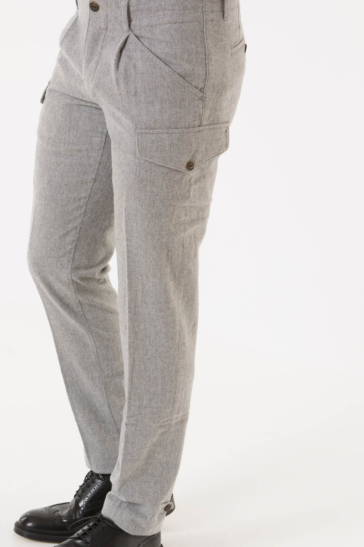 Trousers for man PIATTO F/W 18-19