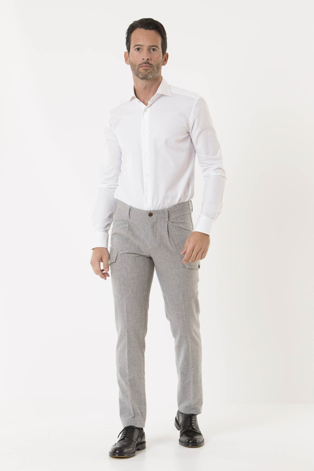 Trousers for man CARGO PIATTO F/W 18-19