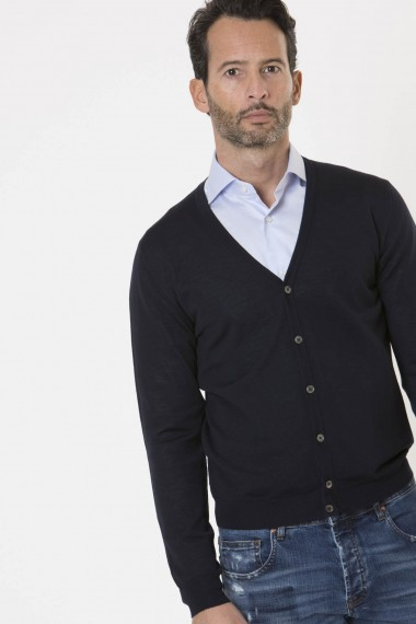 Cardigan for man RIONE FONTANA F/W 18-19