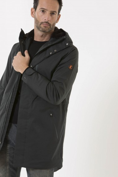 Parka per uomo SAVE THE DUCK A/I 18-19