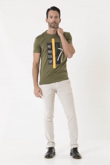 T-shirt per uomo PMDS A/I 18-19