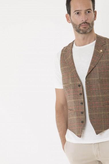 Vest for man LARDINI F/W 18-19