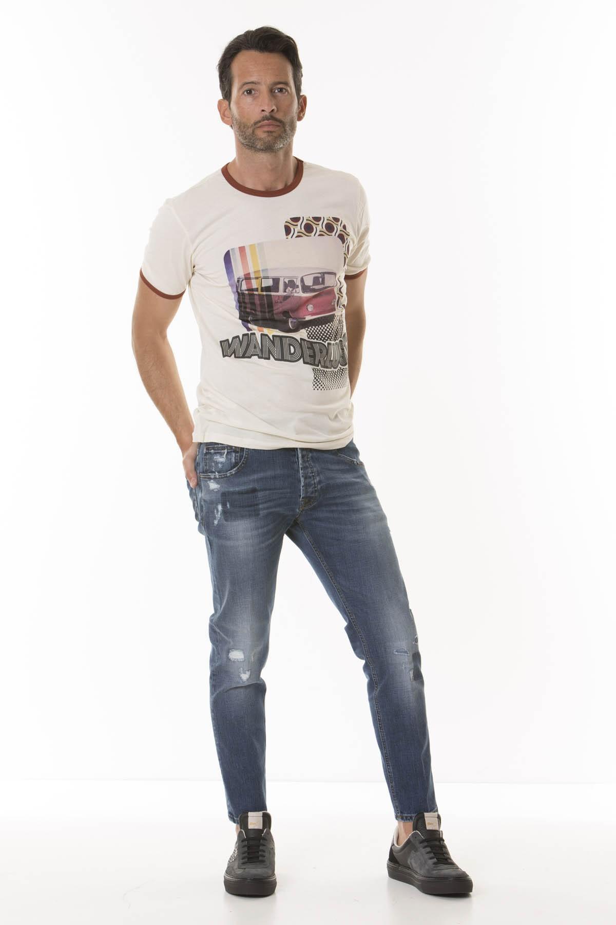 Jeans per uomo DON THE FULLER