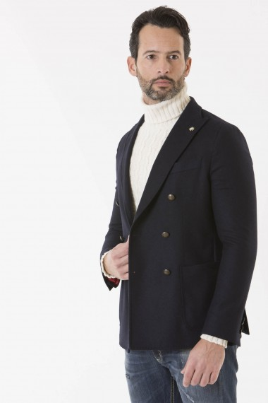 Jacket for man MANUEL RITZ F/W 18-19