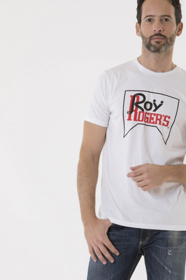 T-shirt per uomo ROY ROGER'S A/I 18-19