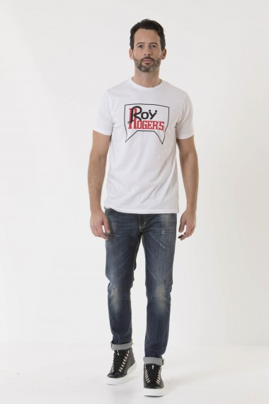 T-shirt for man ROY ROGER'S F/W 18-19