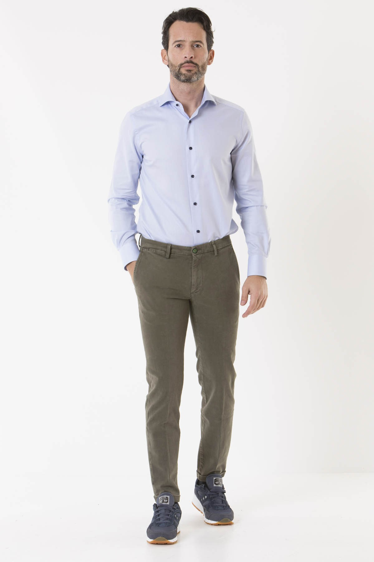 Pantaloni MUCHA per uomo RE-HASH A/I 18-19