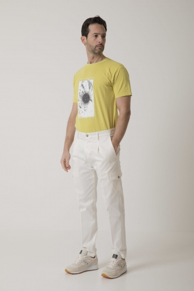 Trousers for man PAOLO PECORA S/S 19