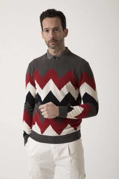 Männer Pullover ELEVENTY F/S 19