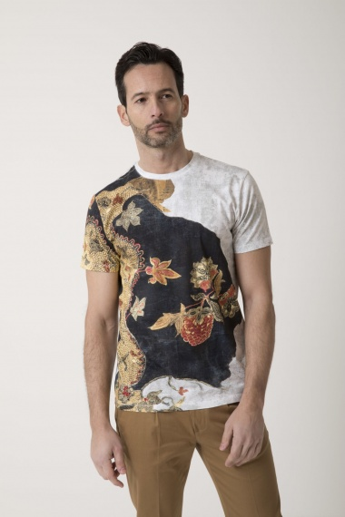 T-shirt for man ETRO S/S 19