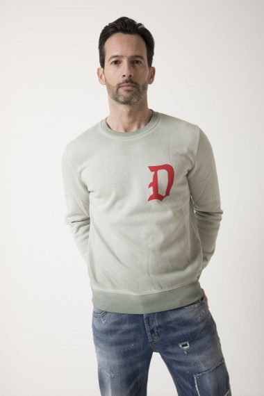 Sweatshirt for man DONDUP S/S 19
