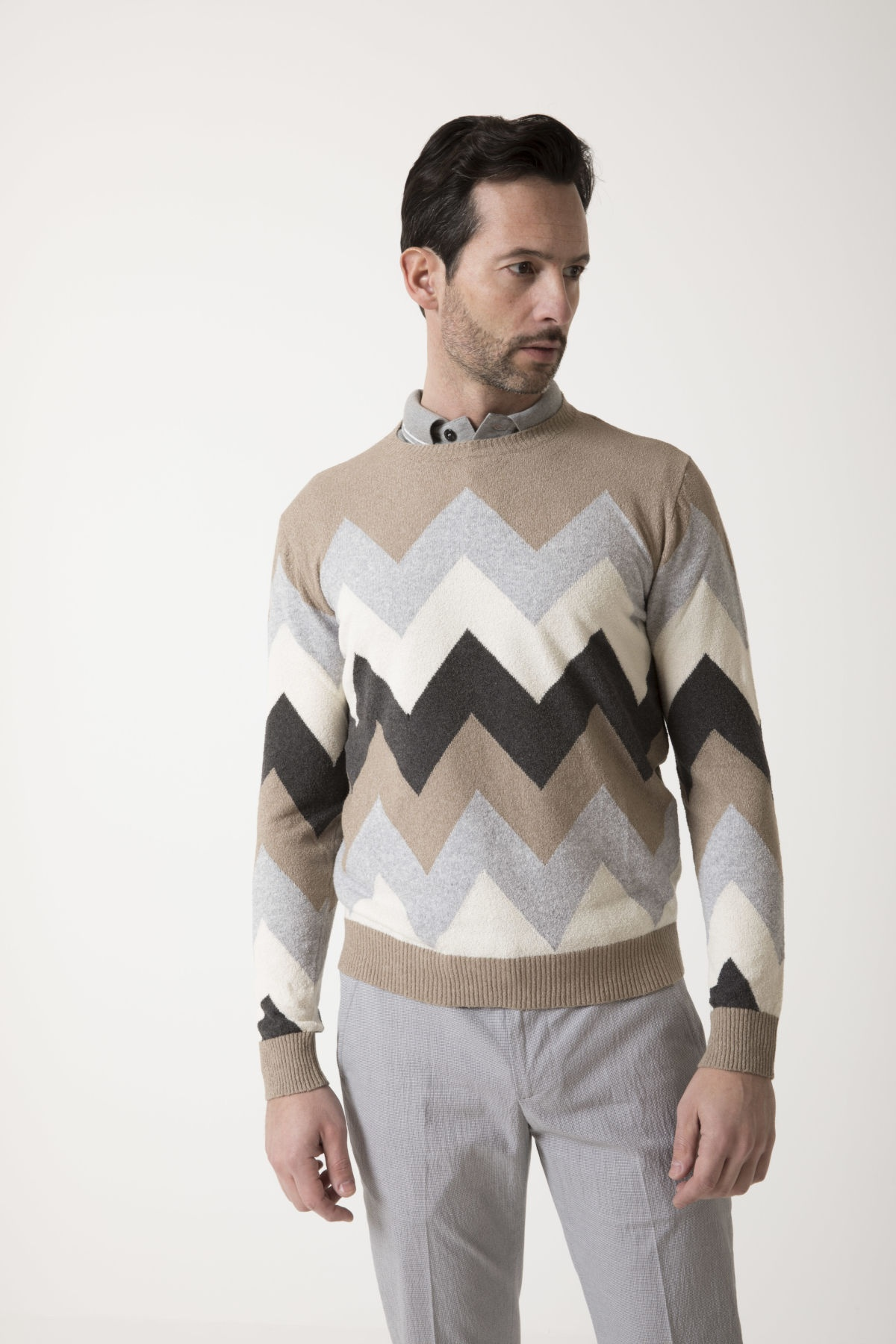 Pullover per uomo ELEVENTY P/E 19