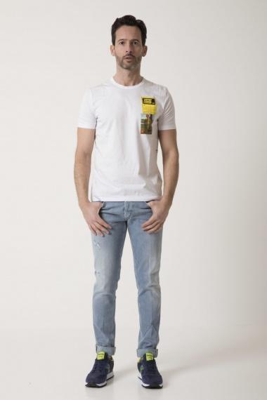 T-shirt per uomo PAOLO PECORA P/E 19