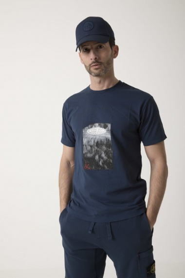 T-shirt for man STONE ISLAND S/S 19