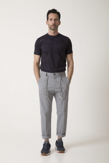 Trousers for man ELEVENTY S/S 19