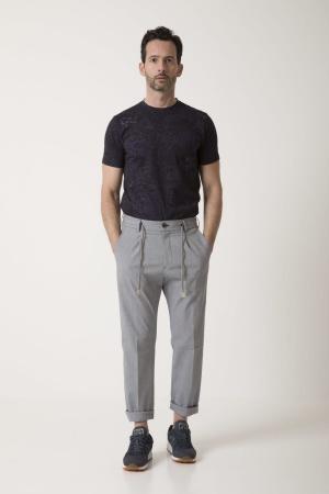 Pantaloni per uomo ELEVENTY P/E 19