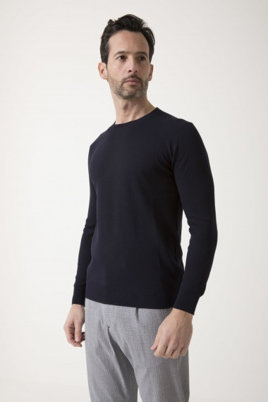 Pullover for man PAOLO PECORA S/S 19