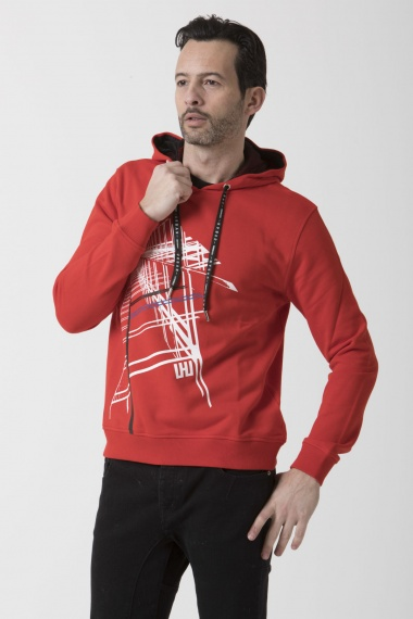 Männer Sweatshirt LES HOMMES URBAN F/S 19