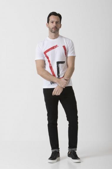 T-shirt per uomo LES HOMMES URBAN P/E 19