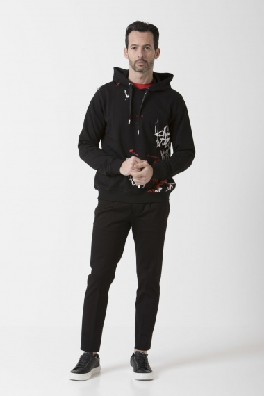 Sweatshirt for man LES HOMMES URBAN S/S 19