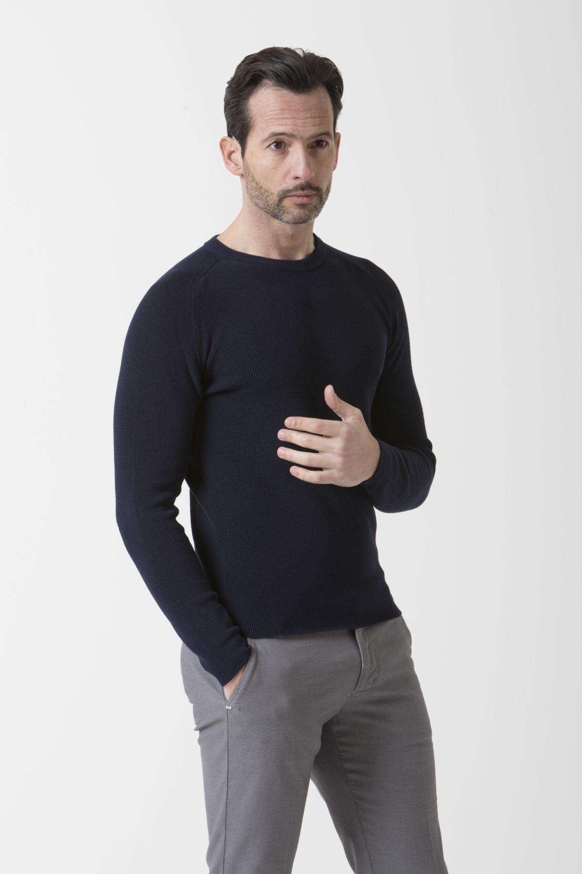 Pullover per uomo ZANONE P/E
