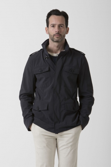Field jacket per uomo FAY P/E 19