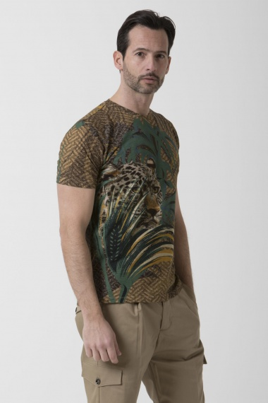 T-shirt for man ETRO S/S19