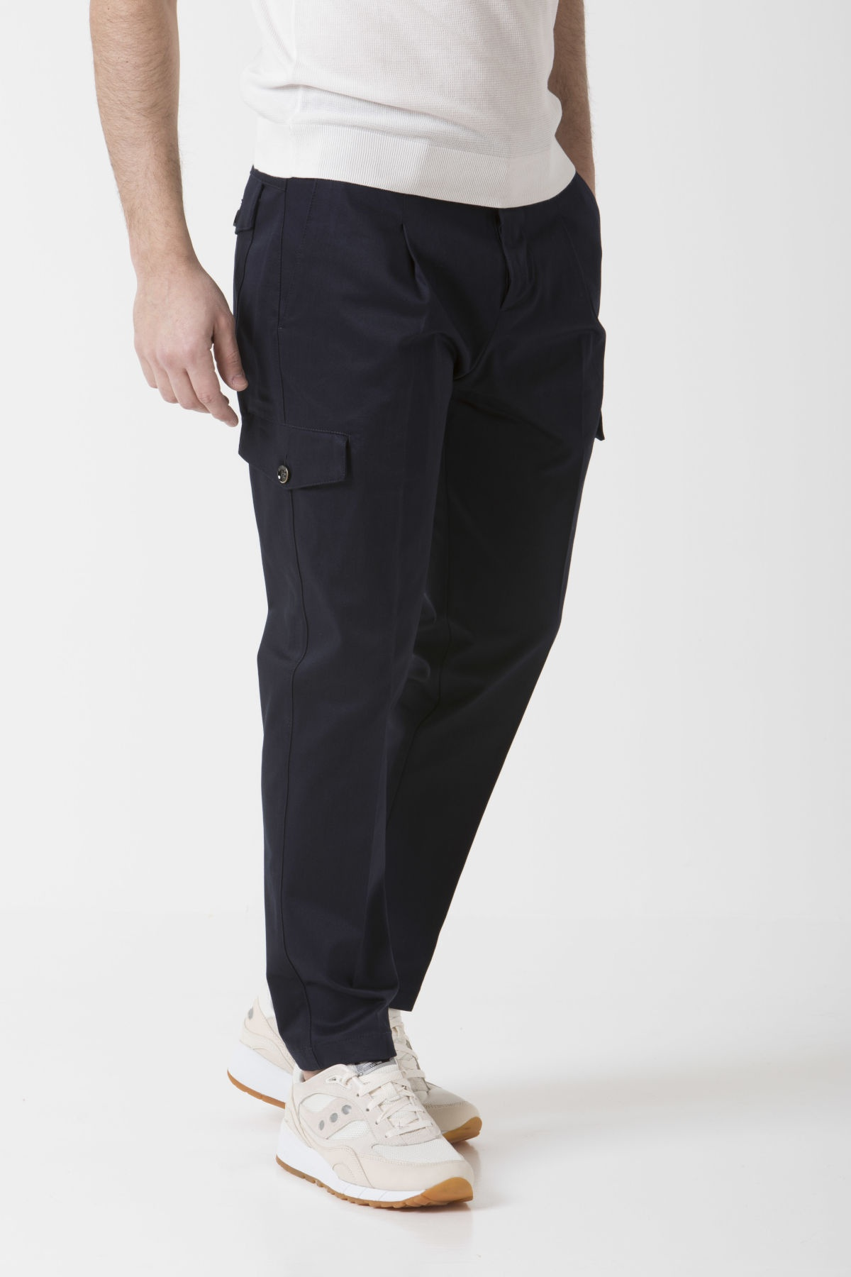 Pantaloni CARGO per uomo PAOLO PECORA P/E 19