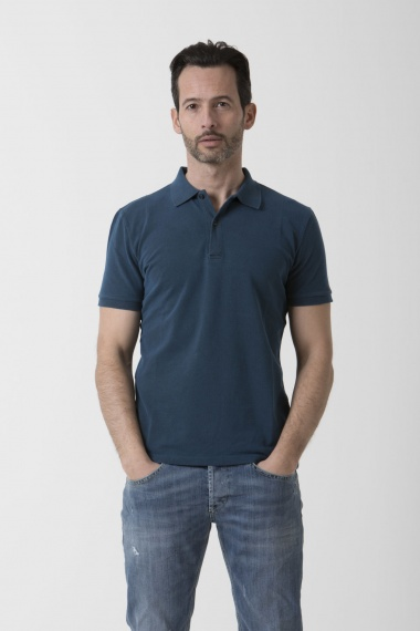 Polo for man PEUTEREY S/S 19