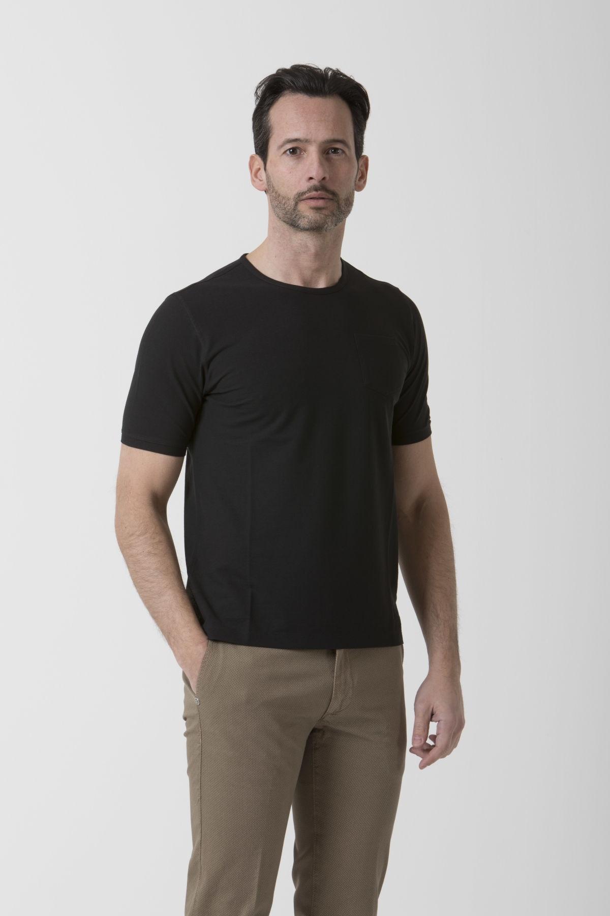 T-shirt for man ZANONE S/S 19