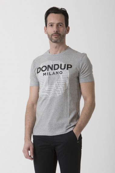 T-shirt for man DONDUP S/S 19