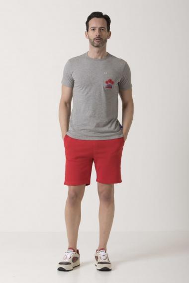 Männer T-shirt SUN68 F/S 19