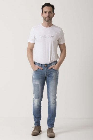 Jeans per uomo DON THE FULLER P/E 19