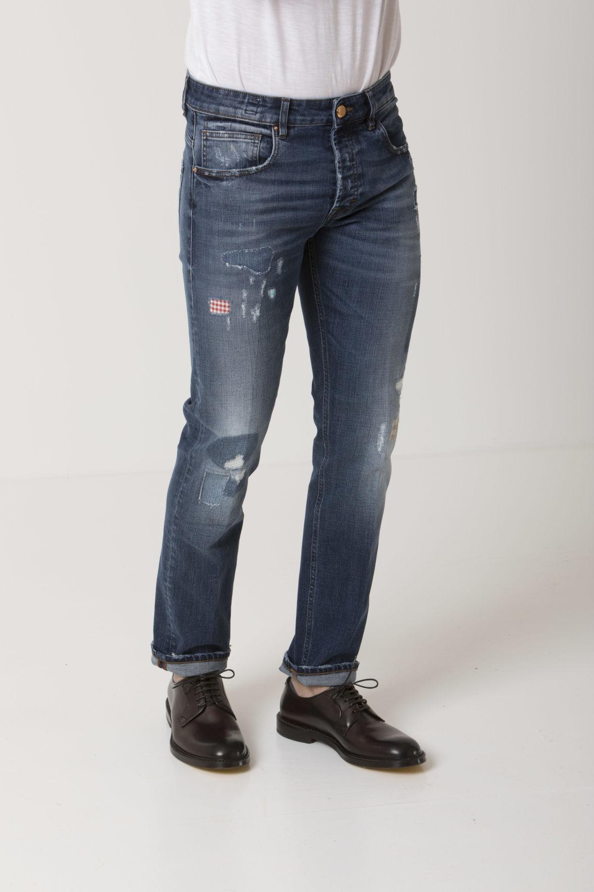 Jeans NEW YORK per uomo DON THE FULLER P/E 19