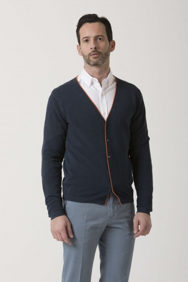 Cardigan for man SUN68 S/S 19