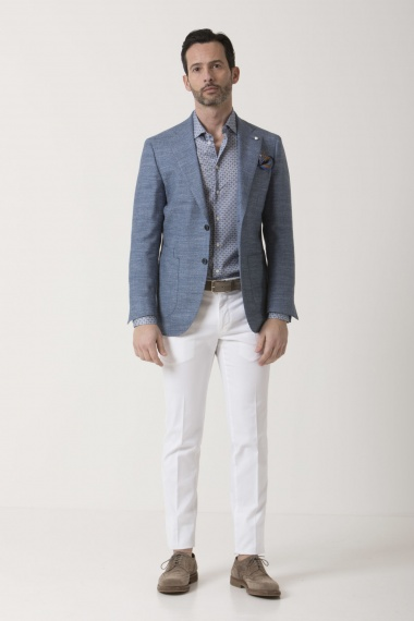 Jacket for man LUIGI BIANCHI MANTOVA S/S 19