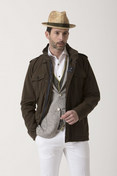 Field jacket for man FAY S/S 19